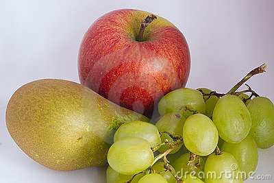 Healthy diet of fruit