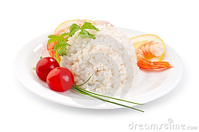Healthy diet meal example