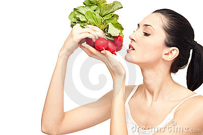 Healthy dieting food - concept
