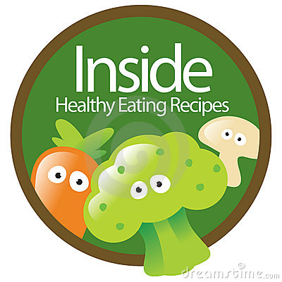 Healthy Eating Sticker