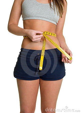 Free Healthy Fit Woman Stock Image - 4428531