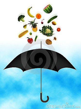 Free Healthy Food Royalty Free Stock Photo - 1827995