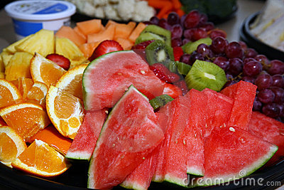 Healthy food, fruits
