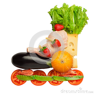 Healthy food in a healthy body: fitness as a life-style.