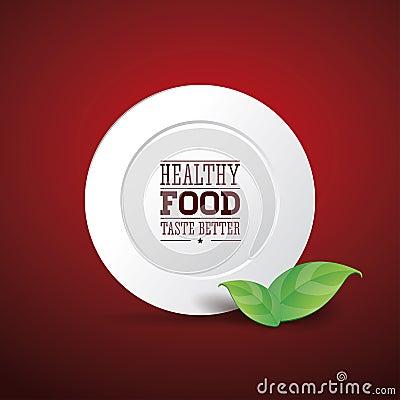 Healthy food taste better