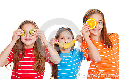 Healthy fruit diet
