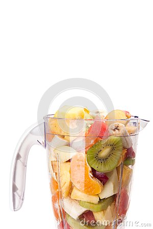 Healthy fruit mix