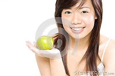 Healthy Girl 1