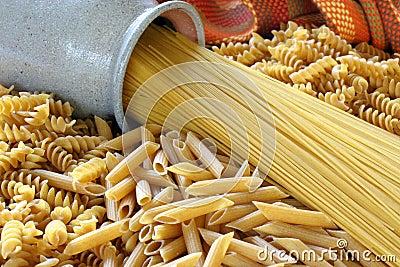 Healthy Grain Pasta