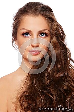 Free Healthy Hair Royalty Free Stock Photo - 20768595