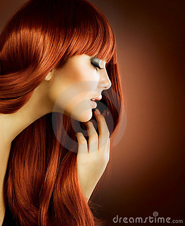 Free Healthy Hair Stock Photography - 22301012