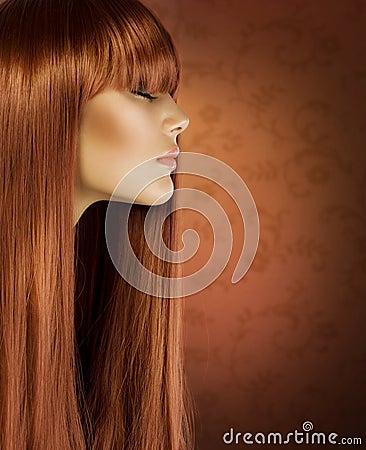Free Healthy Hair Royalty Free Stock Photos - 22311098