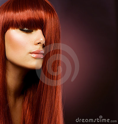 Free Healthy Hair Stock Photography - 22311102