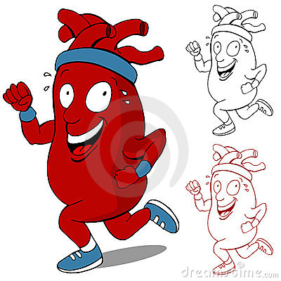 Healthy Heart Runner
