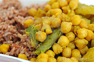 Healthy Indian vegetarian cuisine