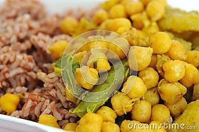 Healthy Indian vegetarian cuisine