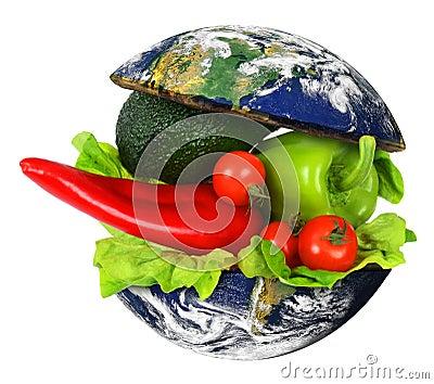Healthy International Food