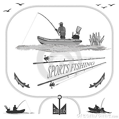 Free Healthy Life In Nature And Fishing Royalty Free Stock Images - 71982449