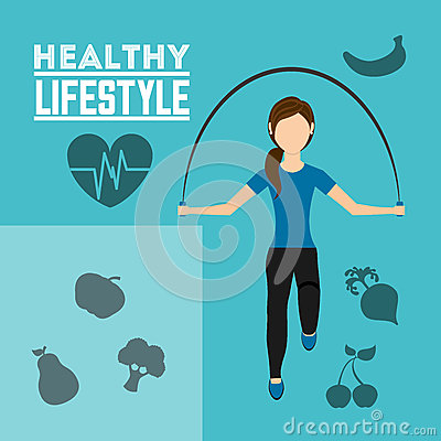 design healthy lifestyle