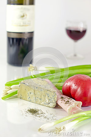 Healthy Meal Stock Photo - Image: 26185940