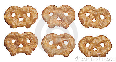 Healthy Pretzel Toasted Chip Snack
