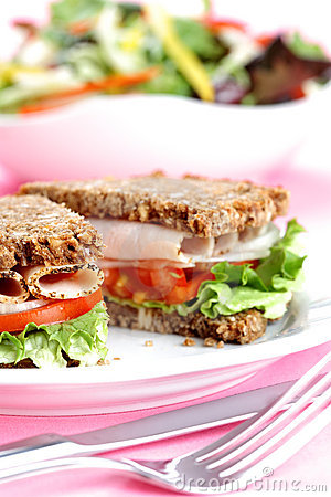 Free Healthy Sandwich Stock Photography - 11097742
