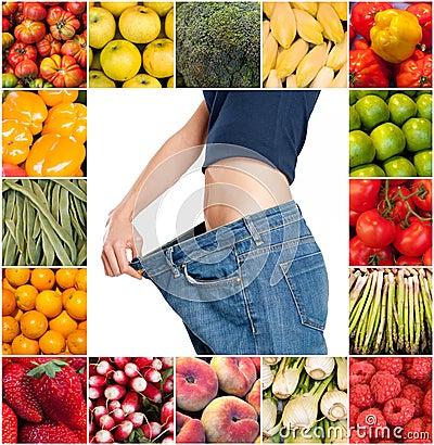 Healthy sliming diet