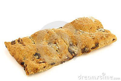 Healthy sports cookie