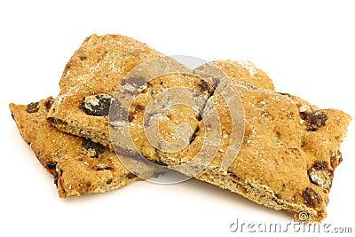 Healthy sports cookies
