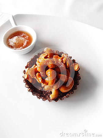 Free Healthy Style Dessert In Cafe Stock Photos - 29804203