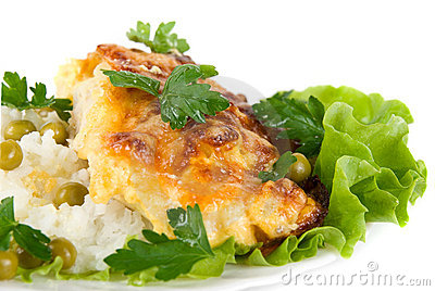 Healthy Tasty Chicken dish