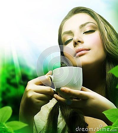 Free Healthy Tea Royalty Free Stock Photography - 17188097