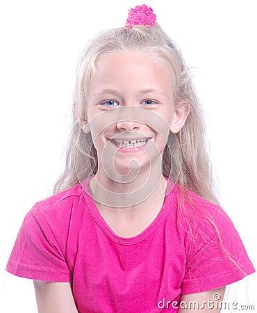 Healthy teeth child smile