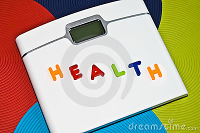 Healthy Weight Control/Diet Concept