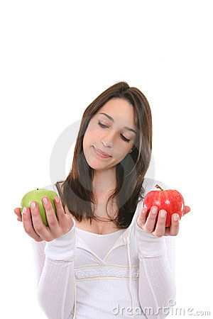 Free Healthy Woman Stock Photography - 4217062