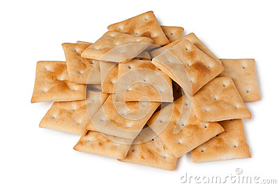 Heap of biscuits