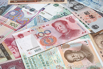 Heap chinese & HK bills