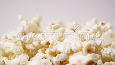 Heap di popcorn archivi video