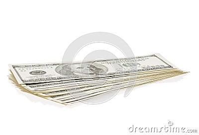 Heap of dollars