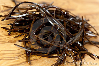 Heap Of Healthy Laminaria , Seaweed Stock Images - Image: 12833864