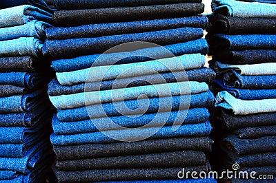 Heap of Jeans