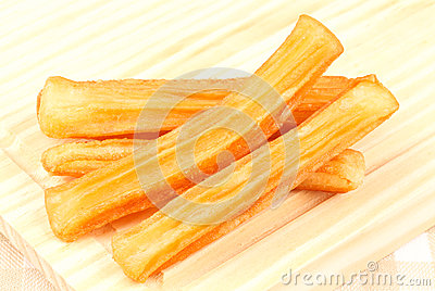Heap of Spanish Churros