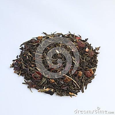 Heap of tea
