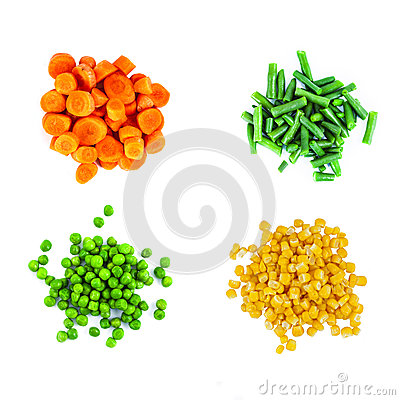 Free Heaps Of Different Cut Vegetables Stock Photography - 67854492