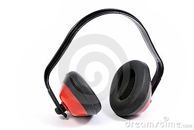 Hearing protection earmuffs