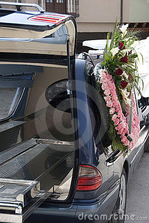 Free Hearse Royalty Free Stock Image - 15593916