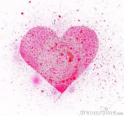 An heart!