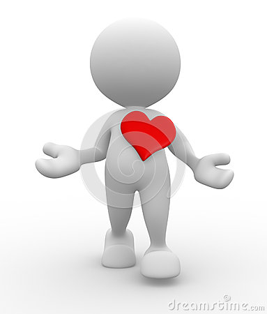 Free Heart Royalty Free Stock Image - 28374786