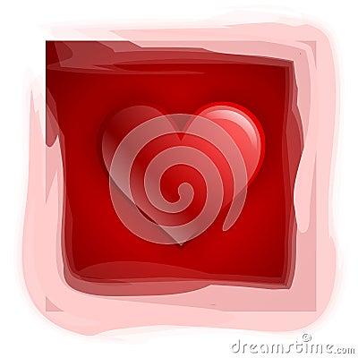 Free Heart Stock Photography - 3849322