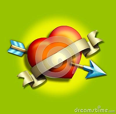 Heart/arrow1